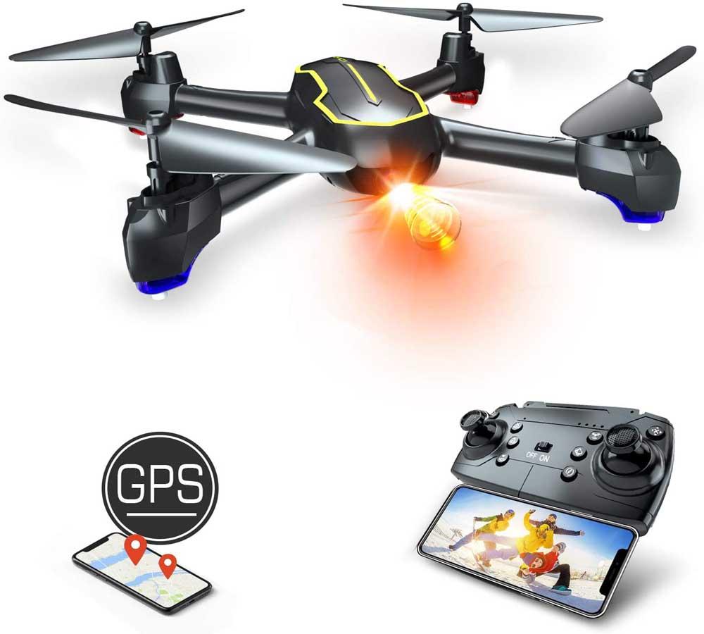 Dron con cámara Asbww LMRC LM01