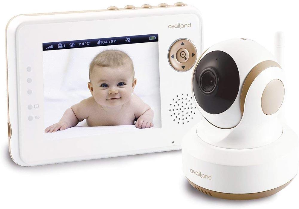 Cámara de vigilancia para bebés Availand Follow Baby