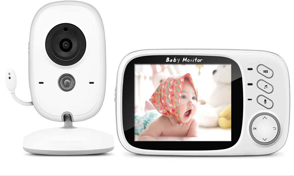 Cámara de vigilancia para bebés BOIFUN CT0336