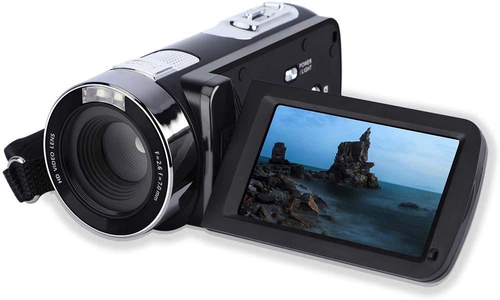 Cámara de vídeo CamKing KYDE-DV01
