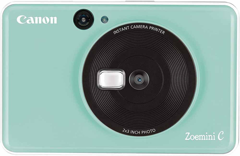 Cámara de fotos instantánea Canon Zoemini C