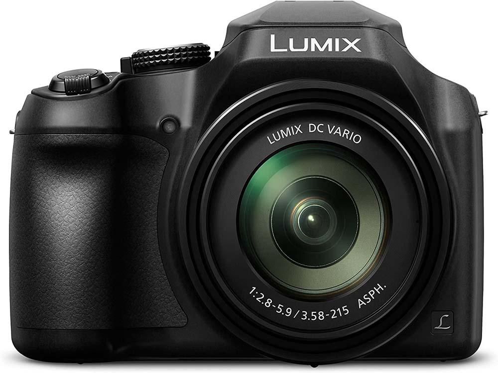 Cámara de fotos compacta Panasonic Lumix DC-FZ82