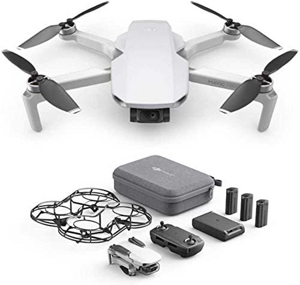 Dron profesional DJI Mavic Mini