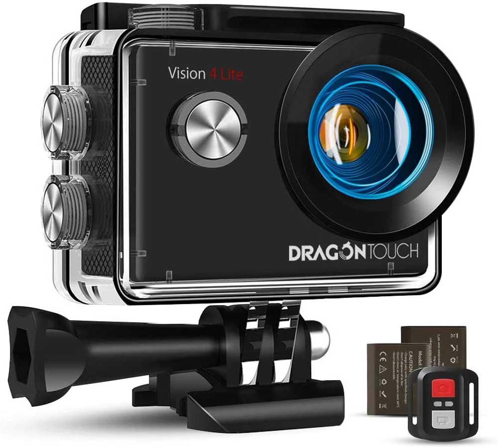 Cámara deportiva Dragon Touch Vision 4 Lite-EU