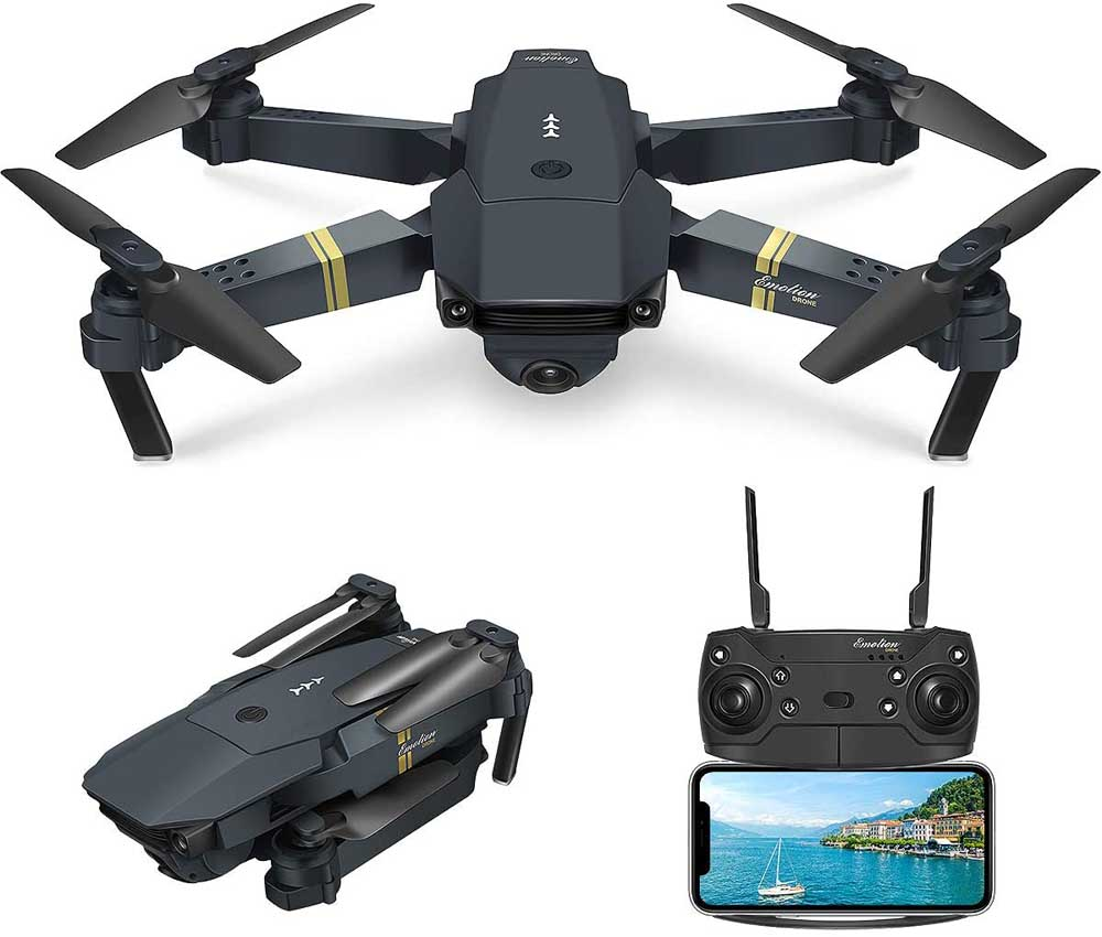 Mini dron EACHINE E58