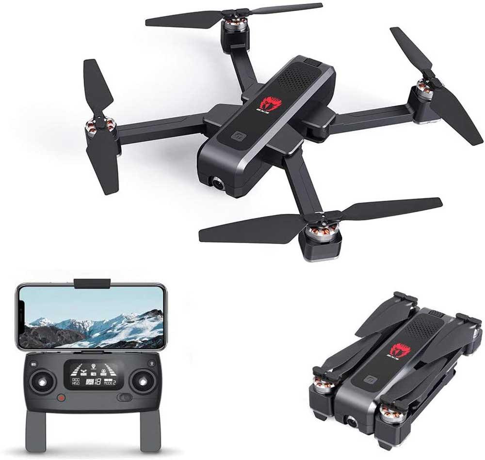 Dron con cámara EACHINE EX3