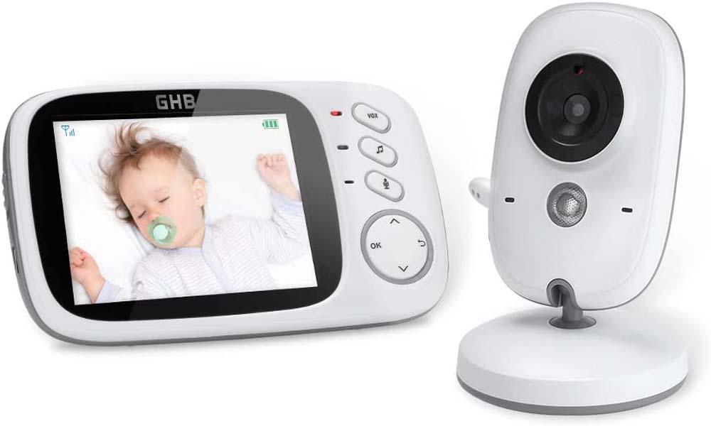 Cámara de vigilancia para bebés GHB 40