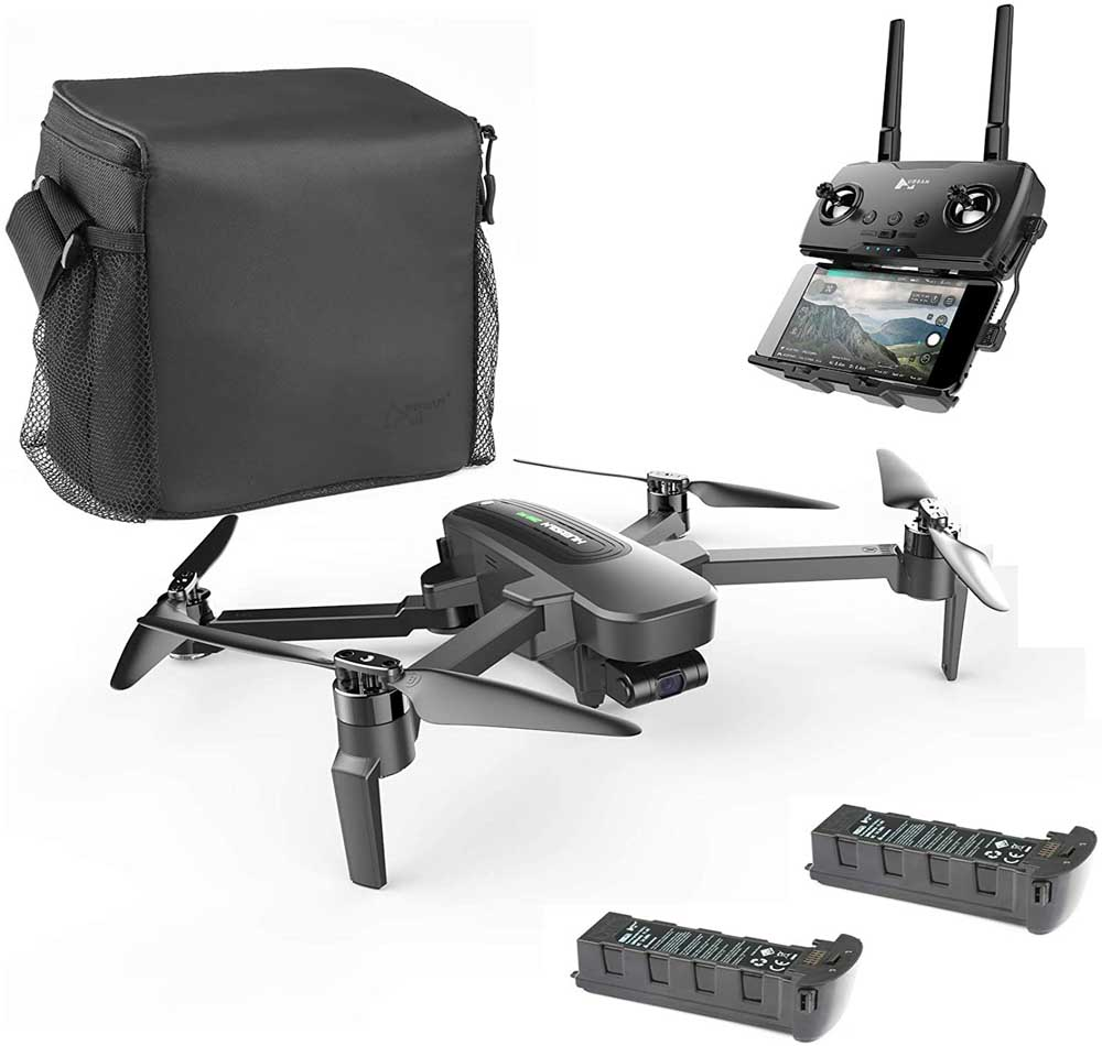 Dron con cámara HUBSAN Zino Pro