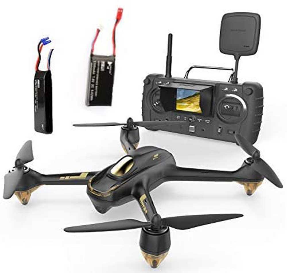 Dron con cámara Hubsan H501s x4 Pro
