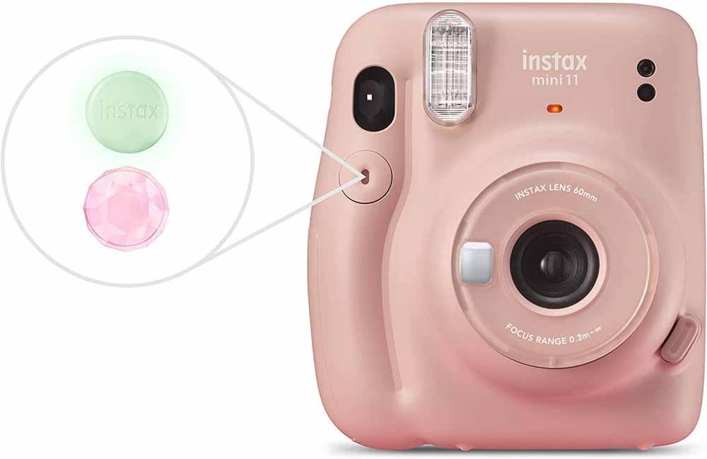 Cámara de fotos instantánea Fujifilm Instax Mini 11