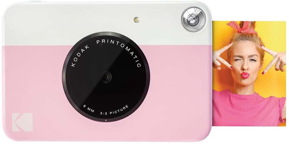 Cámara de fotos instantánea Kodak Printomatic
