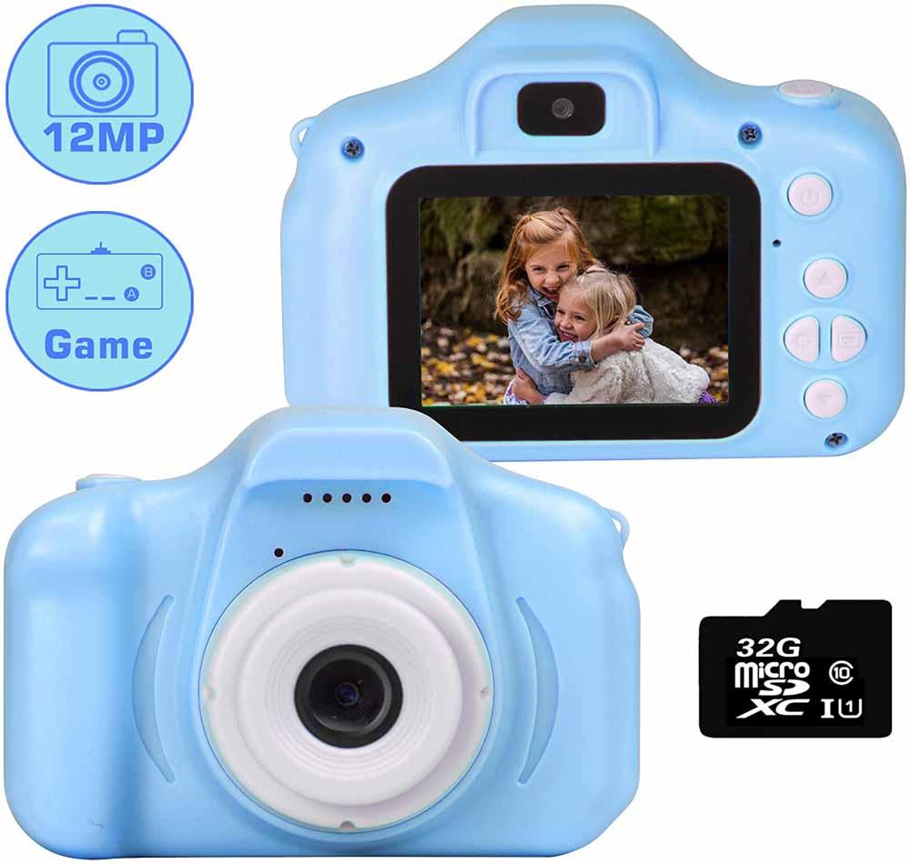 Cámara de fotos para niños Le-idea L366