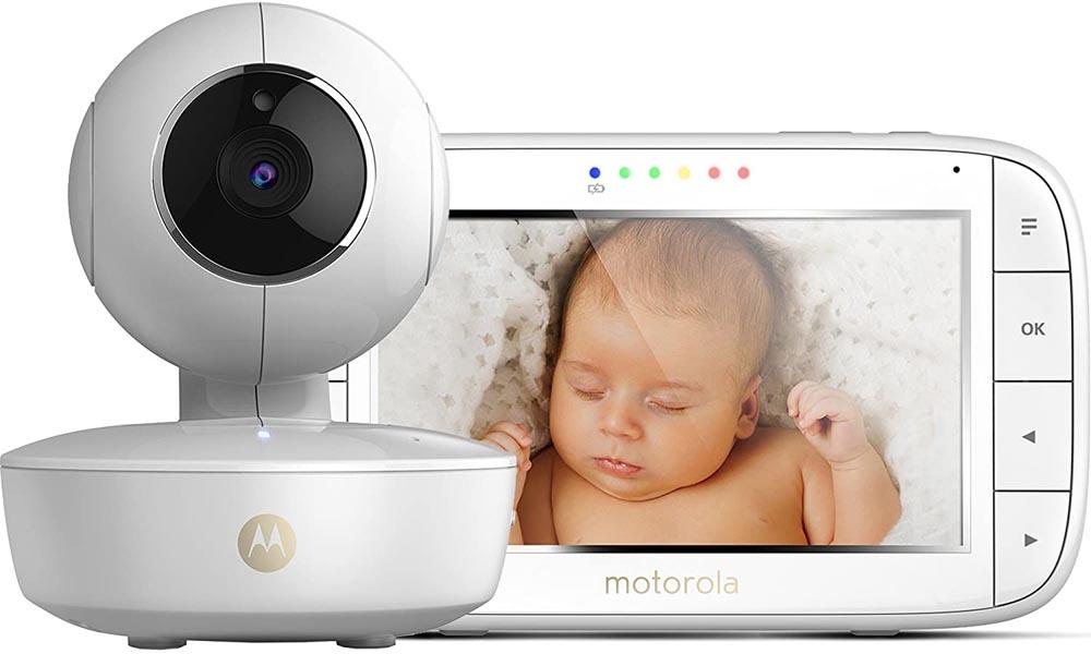 Cámara de vigilancia para bebés Motorola Baby MBP 50