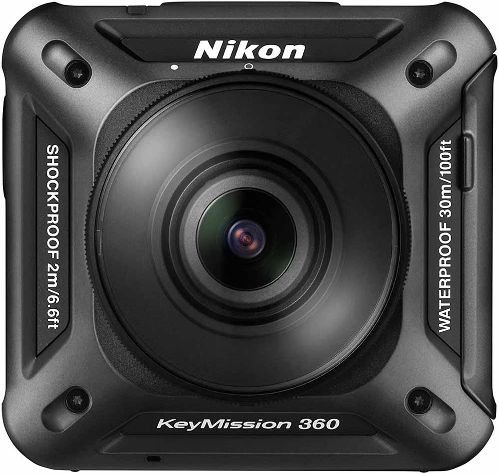 Cámara de 360 grados Nikon KeyMission 360