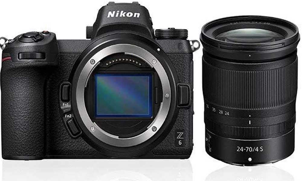 Cámara sin espejo Nikon Z6
