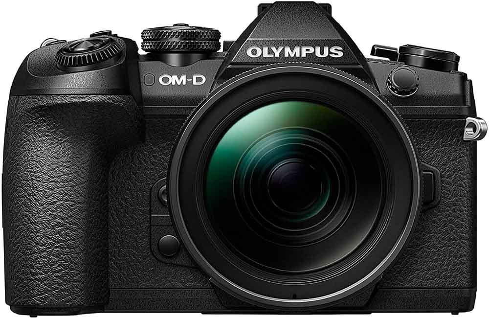 Cámara sin espejo Olympus OM-D E-M1 Mark II