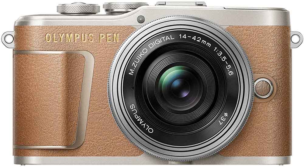 Cámara de fotos compacta Olympus Pen E-PL9