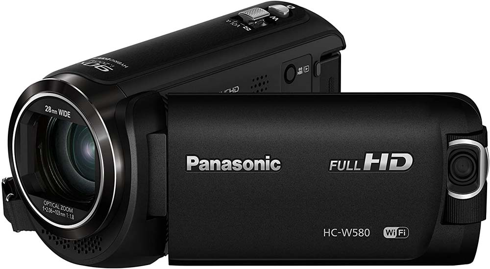 Cámara de vídeo Panasonic HC-W580