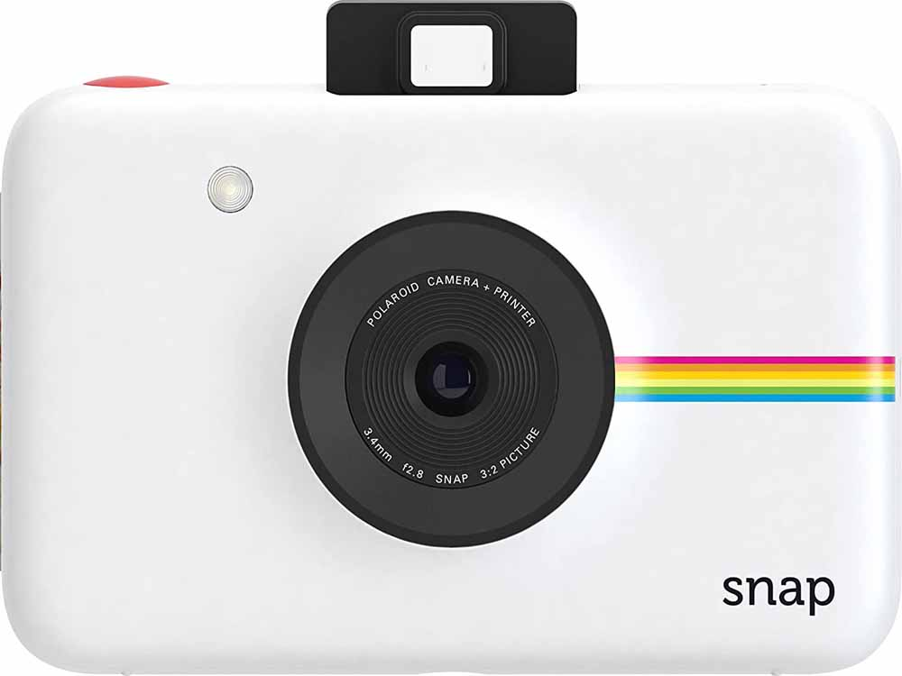 Cámara de fotos instantánea Polaroid Snap