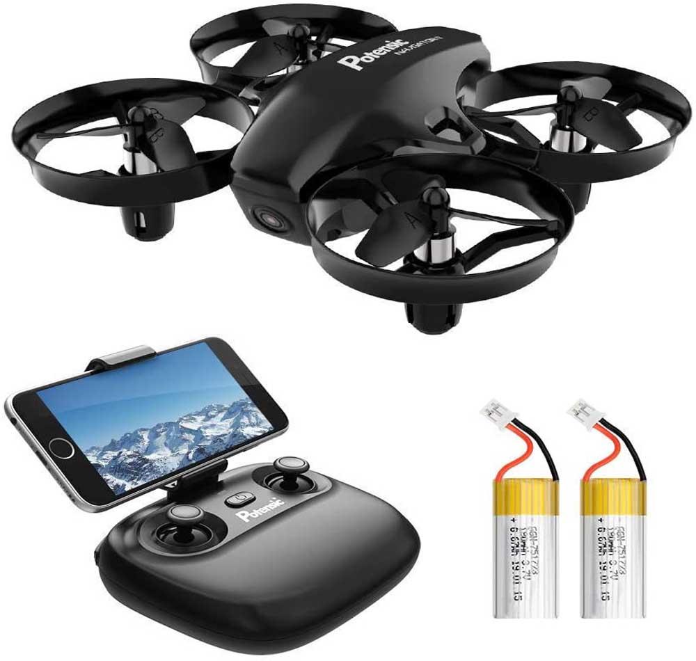 Mini dron Potensic A20w