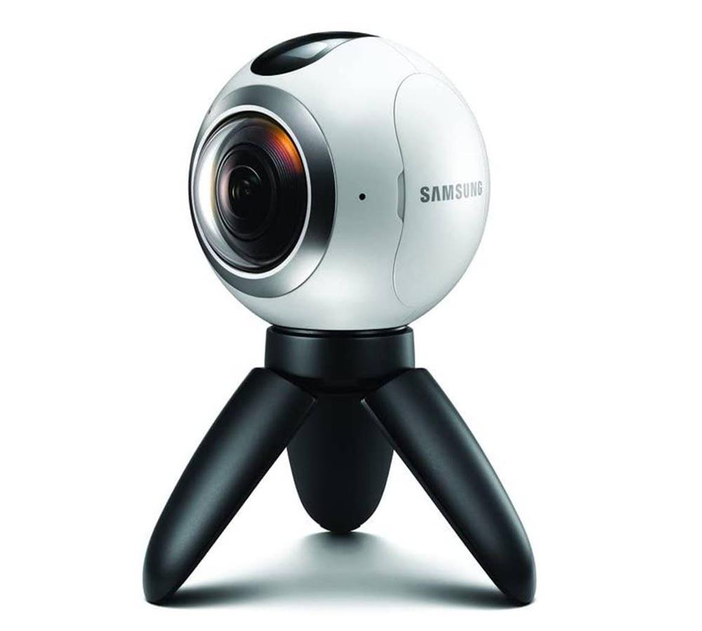 Cámara de 360 grados SAMSUNG Gear 360