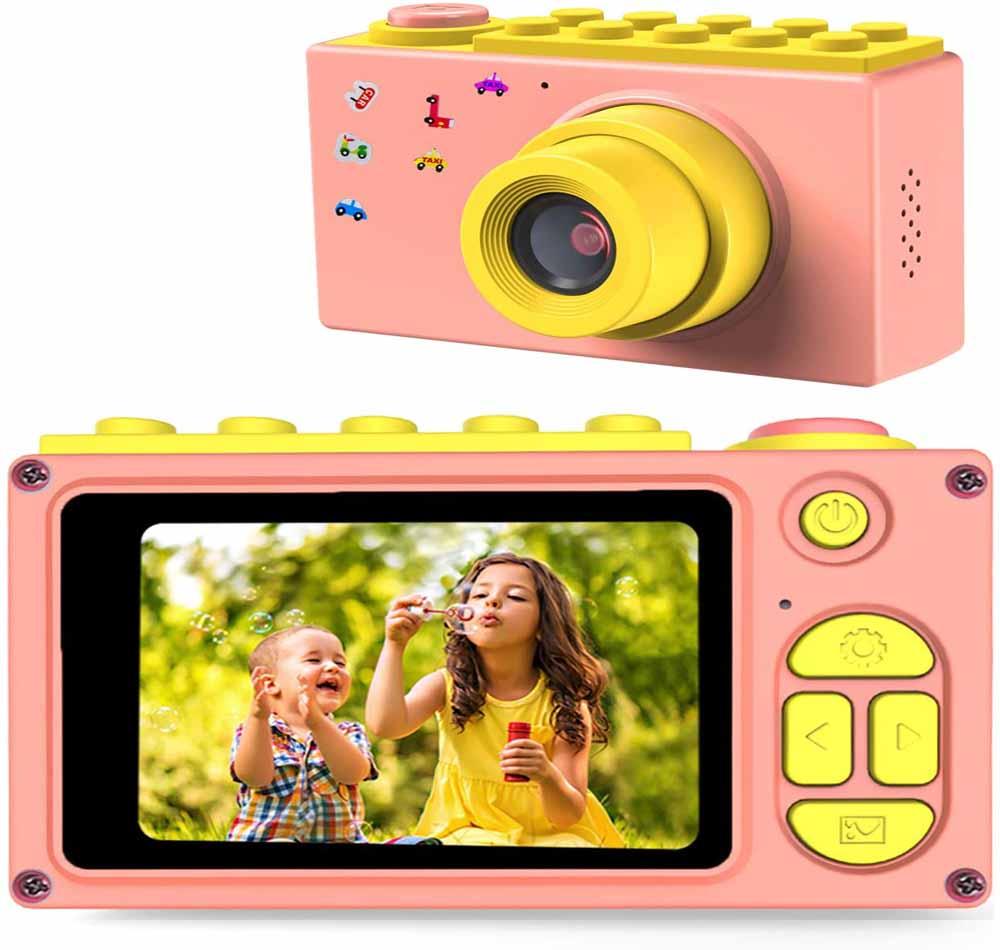 Cámara de fotos para niños ShinePick