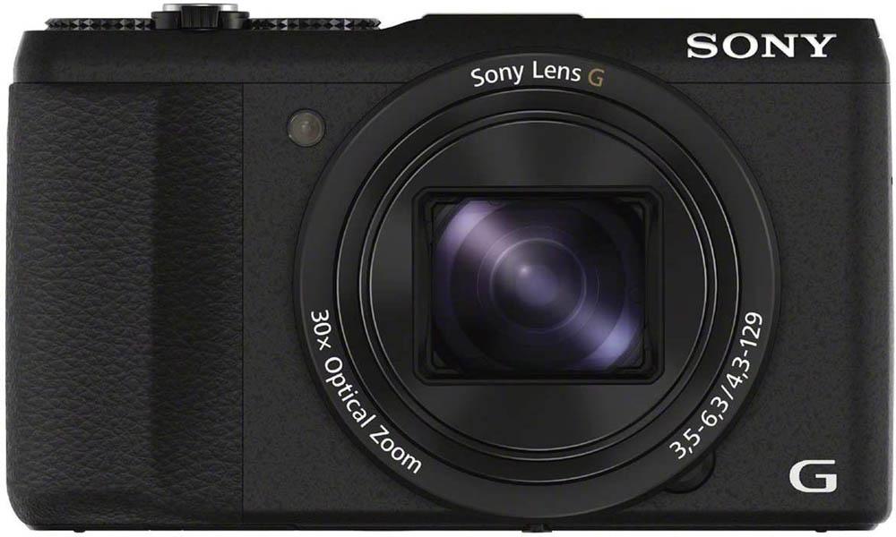 Cámara de fotos compacta Sony DSCHX60