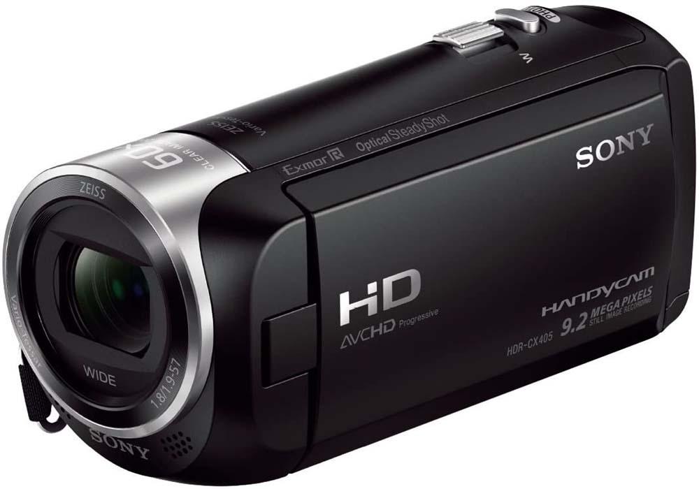 Cámara de vídeo Sony Handycam HDR-CX405