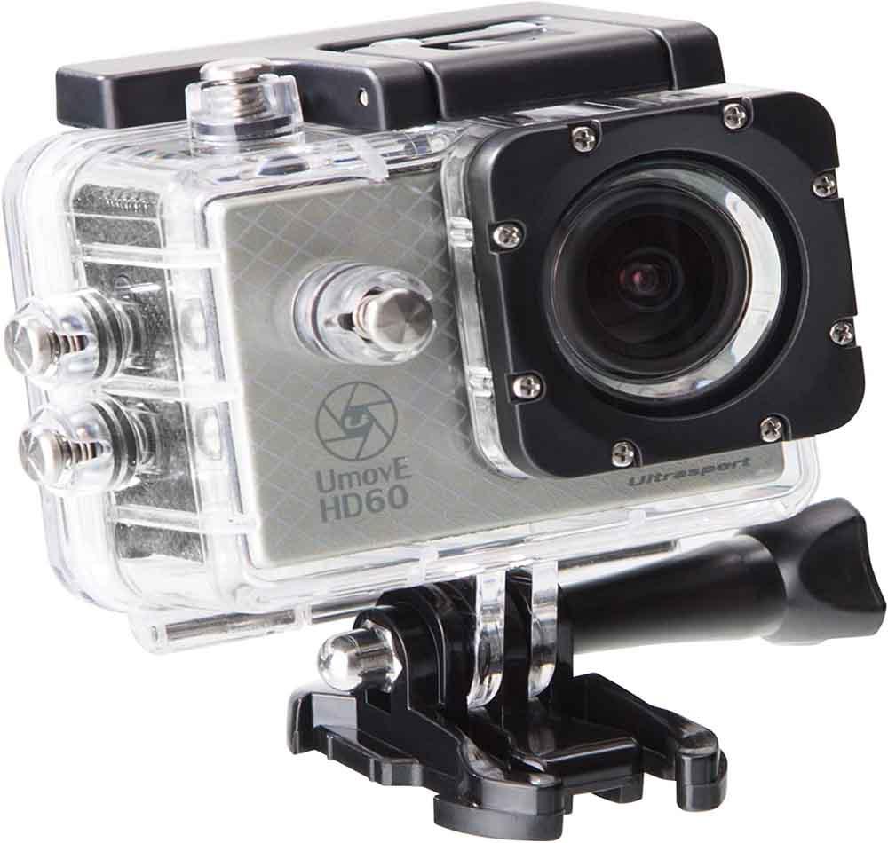 Cámara de acción Ultrasport UmovE HD60