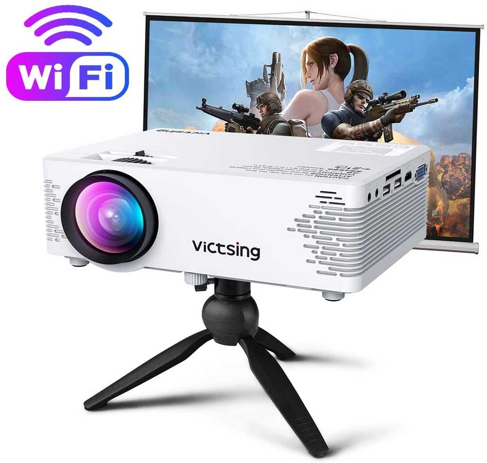 Mini proyector VicTsing