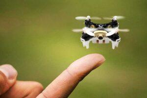 Los 10 mejores mini drones