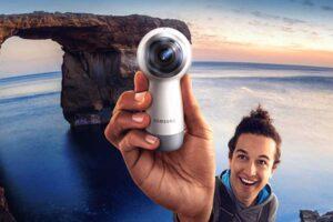 Las 9 mejores cámaras de 360 grados
