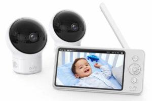 Las 10 mejores cámaras de vigilancia para bebés