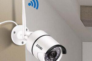 Las 10 mejores cámaras de vigilancia WiFi