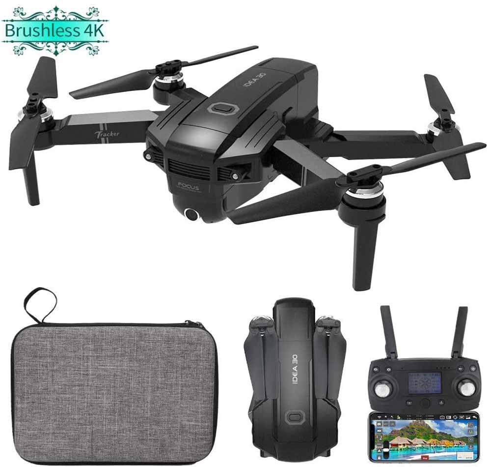 Dron con cámara le-idea IDEA30